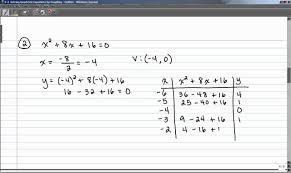 9 2 solving quadratic equations by graphing