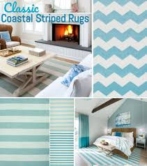 light blue striped rugs decor ideas