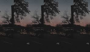 Dark-Aesthetic-Street-view-background ...