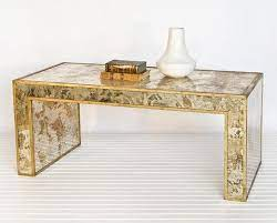 worlds away reverse mirror coffee table