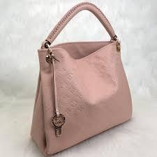 zevv com louis vuitton artsy leather handbag women