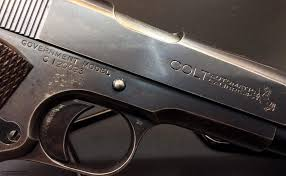 Colt Serial Number Chart How To Read Colt Serial Numbers For First Timers