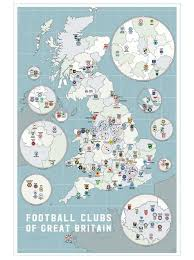 Football Clubs Of Great Britain In 2019 Football English