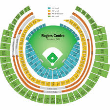 35 Experienced Rogers Centre Map Seating