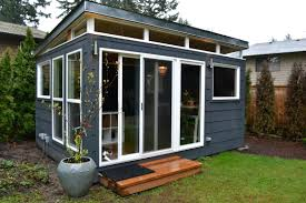 office sheds. Convert Shed To Office. The Combs Family Opted For Two Modern Sheds Including This By Office H