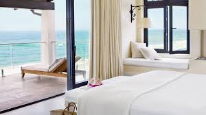 Attractive Perfect Perch Bedroom With Beach View