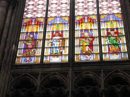 Filekölner Dom Fenster Des Nördlichen Querhauses Ostseite 5jpg