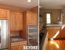 Painting Oak Kitchen Cabinets White Awesome Are Painted Kitchen Cabinets Durable Arteriors