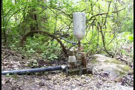 picture of world s greenest water pump