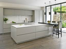 kitchen modern white. Full Size Of Kitchen Design:modern White Kitchens Design Ideas Sleek Modern