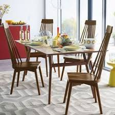 from west elm mid century expandable dining table