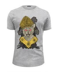 """Мужские футболки c качественными принтами """"animal"""" - <b>Printio</b>"""