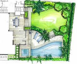 landscape architecture blueprints. Simple Architecture New Zealand Rendering Garden Plan Drawings  Google Search Inside Landscape Architecture Blueprints