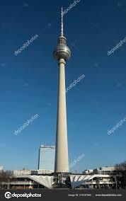 Alexanderplatz Torre Della Televisione Berlino – Stock Editorial Photo ©  federiconeri #314337542