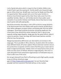 essay on being african american being black in america essay sample essaybasics