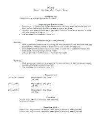 Combination Resume Template Free Best of Examples Of Combination Resume Fdlnews