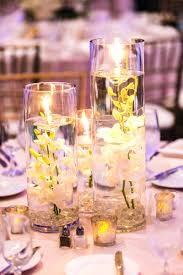 Floating Candle Centerpieces Without Flowers Diy Wedding. Floating Candle  Centerpieces With Led Lights For Weddings Ideas How To Make Flowers.