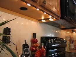 Under Cabinet Lights Kitchen Kitchen Kitchen Under Cabinet Lighting Intended For Top Amusing