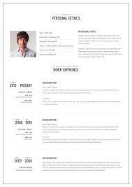 Gallery Of Versus Resume Responsive Cv Template Bonuses By Bitpub