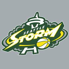 Seattle Storm Vs Washington Mystics Angel Of The Winds Arena