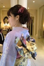 結婚式のお呼ばれの髪飾り着物やパーティードレス着物ドレスに