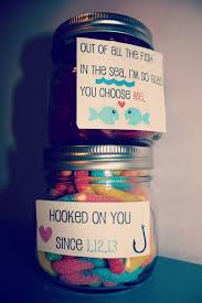 Candy Jar With Love Message 3 Boyfriend Gifts Valentines Diy Bf Gifts