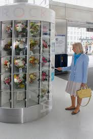 Flower Vending Machine For Sale Cool Fresh Flower Vending Machine