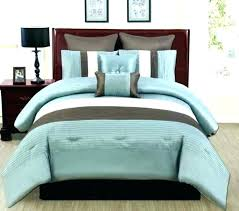 comforter brown and blue brown bedding set blue and comforter sets king with size design chocolate comforter brown