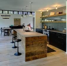 Reclaimed Wood Kitchen Island Ideas Rilane