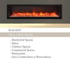 60 electric fireplace bi deep electric fireplace indoor outdoor whalenr 60 sheldon electric fireplace entertainment center