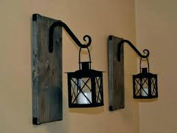 ative s wall candle lanterns outdoor mounted