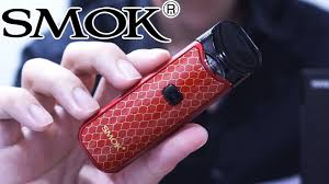 Hasil gambar untuk บุหรี่ไฟฟ้า smok
