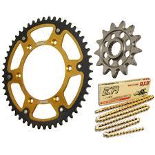 Supersprox Chain Sprocket Kit Motosport