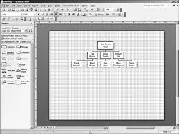 Visio Org Chart Connectors All About Connectors Connecting Shapes And Adding Text In