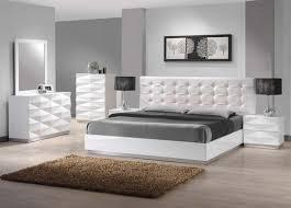 Verona White Bedroom Set by J&M Furniture