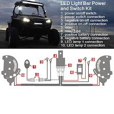 light bar wiring kit light image wiring diagram wiring harness for led light bar wiring diagram and hernes on light bar wiring kit