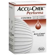 Контрольный раствор accu chek контрольный раствор performa  Контрольный раствор accu chek контрольный раствор performa