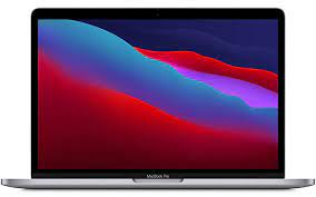 Apple MacBook Pro M1 Chip With 8 Core CPU and 8 Core GPU Mac OS Laptop  MYD82HN/A (8GB RAM, 256GB SSD, 13 Inch, Space Grey, 1.4 Kg)| Online  Shopping Site In India