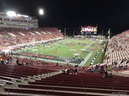 Sam Boyd Stadium Virtual Seating Chart Sam Boyd Stadium Section 315 Rateyourseats Com