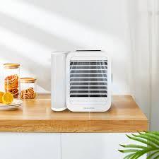 <b>Microhoo</b> 6w 1000ml water capacity white mini air conditioner from ...