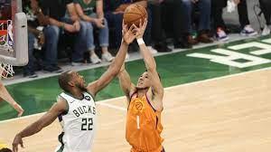 Game 4 of 2021 NBA Finals