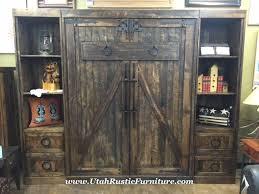 remodel furniture. Rustic Murphy Bed Regarding Bradley S Furniture Etc Utah And Mattresses Remodel 10