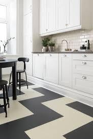 Marmoleum Kitchen Floor Forbo Flooring Har Kolleksjonen Marmoleum Click Her I Svart Og