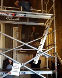 Scaffold Builders Did You Know That Our Conservation Team Are Also Qualified