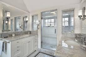 bathroom remodel return on investment. Modren Remodel Modern Bathroom Remodel And Design Idea With Granite Counters Big  Shower With Return On Investment A