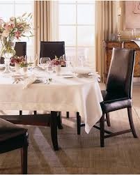 dining room table linens. classico tablecloth and napkins (2 colors) dining room table linens s