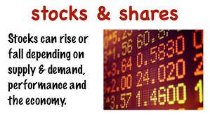 Resultado de imagem para stocks and shares