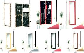 wall mount jewelry armoire with mirror wall mirror jewelry wall mount mirror jewelry black wall mounted
