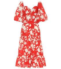Beautiful Chaos Floral Cotton Dress