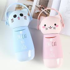 Colleer <b>Creative Child Thermal Bottle</b> Cute Cartoon Thermos Bottle ...